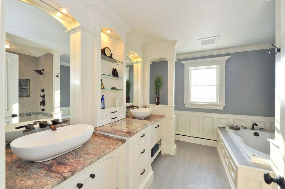 Custom Orange County, Ny Bathroom Remodel