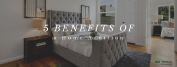 5 Benefits of a Home Addition