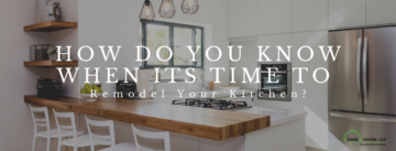 When is it time to remodel my Hudson Valley NY Kitchen
